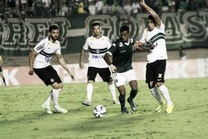 Em boa fase nos estaduais, Goiás e Coritiba se enfrentam pela terceira fase da Copa do Brasil