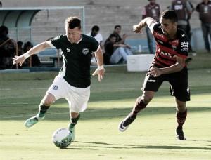 Em clássico movimentado até o fim, Goiás e Atlético-GO empatam pela Série B