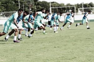 Pressionado pelo histórico recente, Goiás estreia contra Itabaiana pela Copa do Brasil