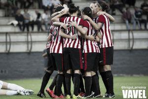El Athletic Femenino también sabe remontar