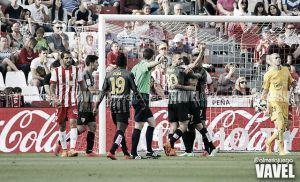 Puntuaciones Málaga CF 2014/2015: delanteros