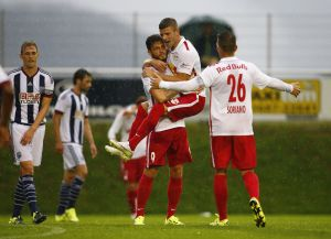 El West Brom sucumbe frente al Red Bull Salzburg