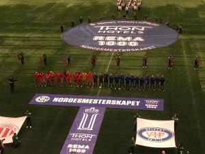 NM Kvinner final – Avaldsnes 1-0 Vålerenga: Avaldsnes win cup for the first time