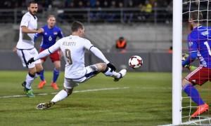 Italia, col Liechtenstein serve una goleada per la vetta del girone
