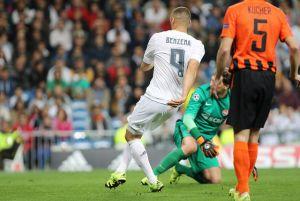 Benzema inicia la producción goleadora en Champions