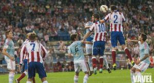 Celta de Vigo, presa fácil para el Atlético de Madrid