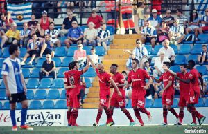 El Mallorca termina la primera vuelta fuera de los puestos de ascenso