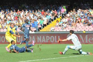 Colpo del Chievo: 1-0 al San Paolo