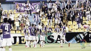 Real Valladolid - Tenerife: a mantener la dinámica positiva