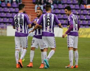 Real Valladolid - Huesca: nuevo match ball para los pucelanos