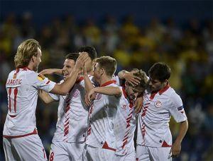 Estoril - Sevilla: puntuaciones de la primera jornada de la fase de grupos de la Liga Europa