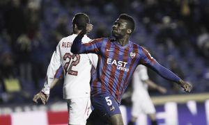 Levante - Sevilla: puntuaciones del Levante, jornada 30 de Liga BBVA