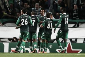 El Sporting de Lisboa se venga del Schalke