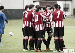 El Bilbao Athletic vuelve a ganar