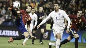 Resultado España - Inglaterra amistoso (2-0): La Selección Española recupera su mejor versión