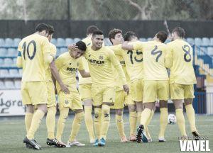 Fotos e imágenes del Villarreal B 1-0 Atlético Baleares, de la jornada 27ª del Grupo III de Segunda División B