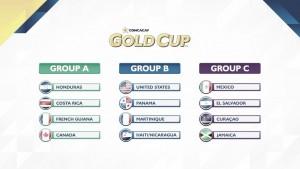 México conoce su destino para Copa Oro 2017