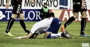Al Real Zaragoza se le moja la pólvora