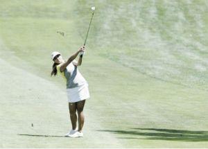 María José Uribe, la única 'cafetera' en la gira asiática del LPGA 2014