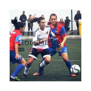 Segunda División Femenina: igualdad en el derbi valenciano