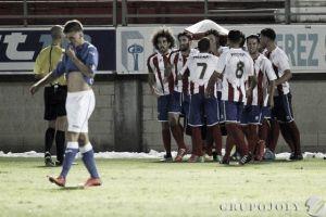 El Algeciras saca petróleo de un partido igualado