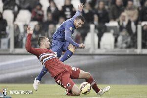 La Sampdoria se gusta y Ferrero se desata en Turín