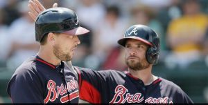 Jonny Gomes' Home Run Gives Atlanta Braves 7-5 Win over Pittsburgh Pirates