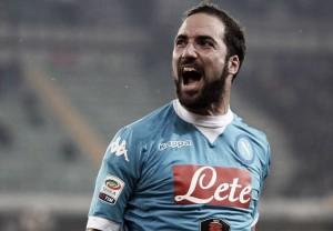 """Napoli, El Pipita dichiara: """"Voglio vincere col Napoli. E' stato un 2015 positivo, tifosi speciali»"""