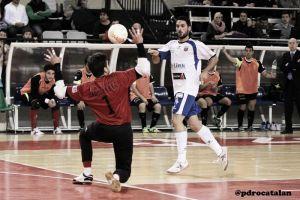 D-Link Zaragoza golea sin piedad a Santiago Futsal