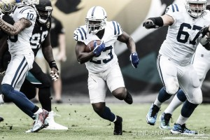Frank Gore no regresará a Indianapolis