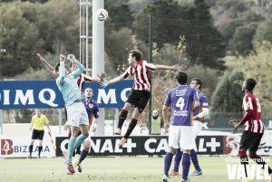 Gorka Santamaría prolonga su idilio goleador por cuarta jornada consecutiva