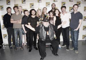 Comic-Con 2014: nuevos fichajes y tomas falsas en el panel de Juego de Tronos