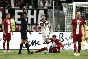 La Germania torna grande con Gotze, battuta 3-1 la Polonia