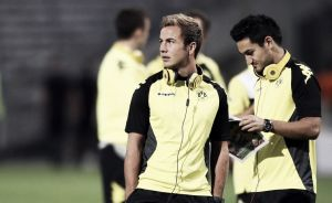 Dortmund rule out Götze/Gündoğan swap deal