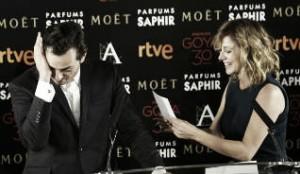 Nominados a los Premios Goya 2016
