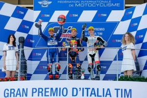 Moto 3 : Suspense intenable