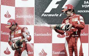 """Previa histórica GP de Alemania 2010: """"Felipe, Fernando is faster than you"""""""