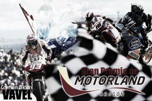 Los apuntes del GP de Aragón