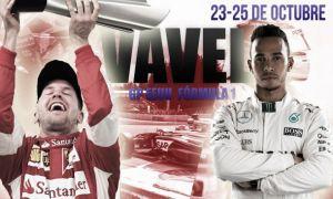 Descubre el Gran Premio de Estados Unidos de Fórmula 1 2015