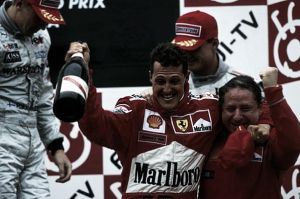 Previa histórica Gran Premio de Japón 2000: 'Il Cavallino' vuelve a reinar