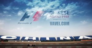Descubre el GP de China de Fórmula 1 2012