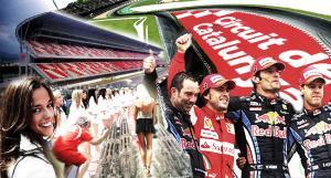Descubre el GP de España de Fórmula 1 2012