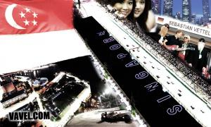Descubre el GP de Singapur de F1