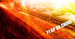 F1 : GP da China 2015