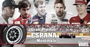 Descubre el Gran Premio de España de Fórmula 1 2014