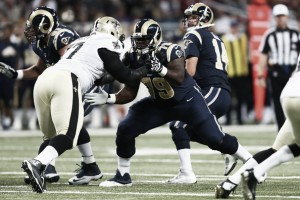 Greg Robinson joins the Cleveland Browns