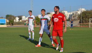El Granada B empata en el amistoso contra El Palmar