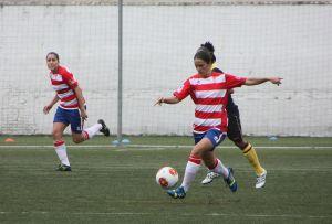 Granada CF Femenino - Sporting Huelva: enfrentamiento contra rival directo