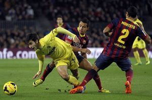 Villarreal CF - FC Barcelona: a un paso de Europa