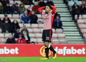 AFC Bournemouth recall Lewis Grabban from Sunderland loan spell